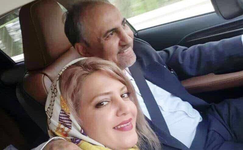 نجفي وزوجته القتيلة