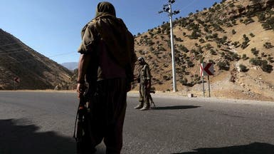 كردستان العراق: قصف تركي لسفح جبل قنديل