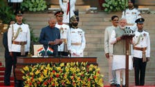Modi sworn in for second term as Indian prime minister