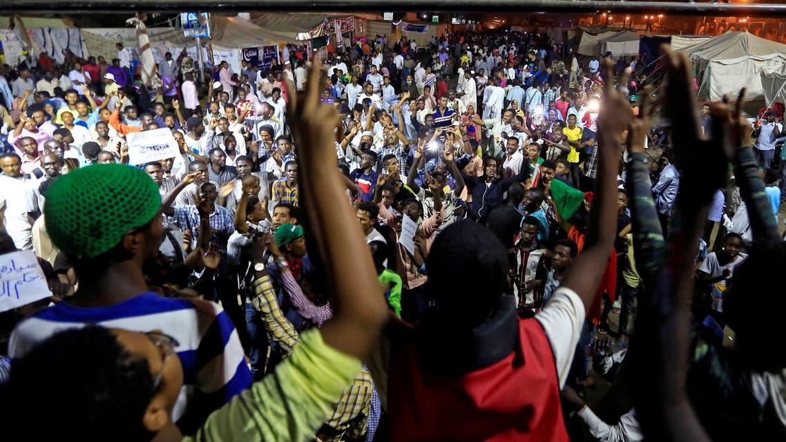 الخرطوم تظاهرات