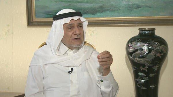 تركي الفيصل يكشف شرط البشير لتسليم بن لادن