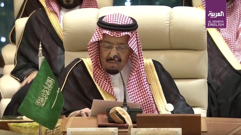 Saudi King Salman At GCC Summit: Iran Actions Threaten