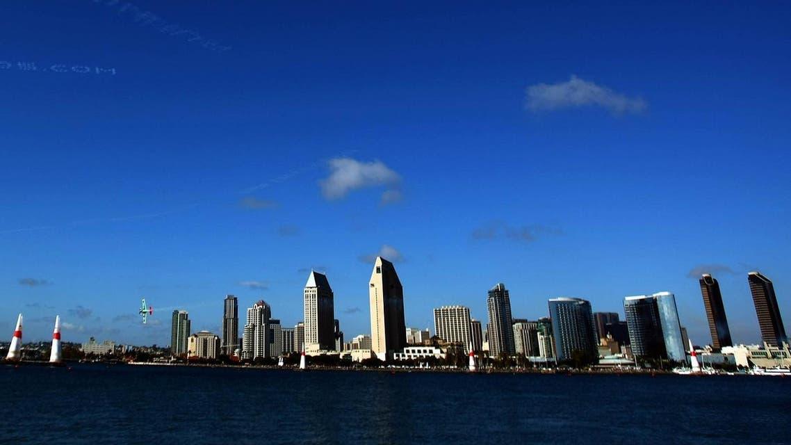 San Diego AFP