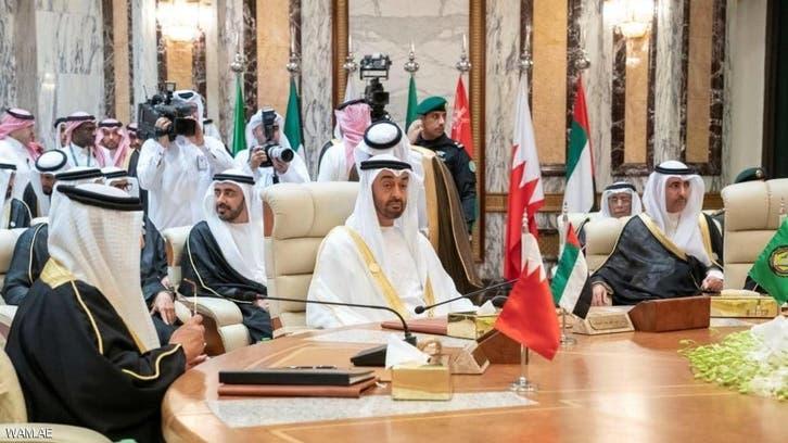 محمد بن زايد: الإمارات كانت وستظل داعمة للعمل الخليجي والعربي المشترك