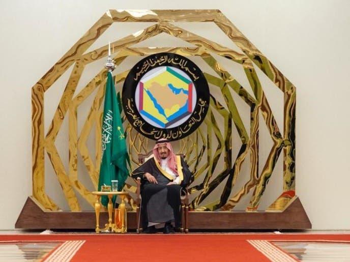 الملك سلمان يستقبل قادة الخليج بقصر الصفا بمكة