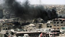 US-led coalition: 1,300 civilians killed in air strikes on ISIS
