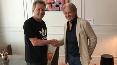 جورجي جيسوس مدرباً لفلامينغو البرازيلي