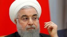 روحاني: لا نقبل أن نتلقى أمراً من واشنطن بالتفاوض