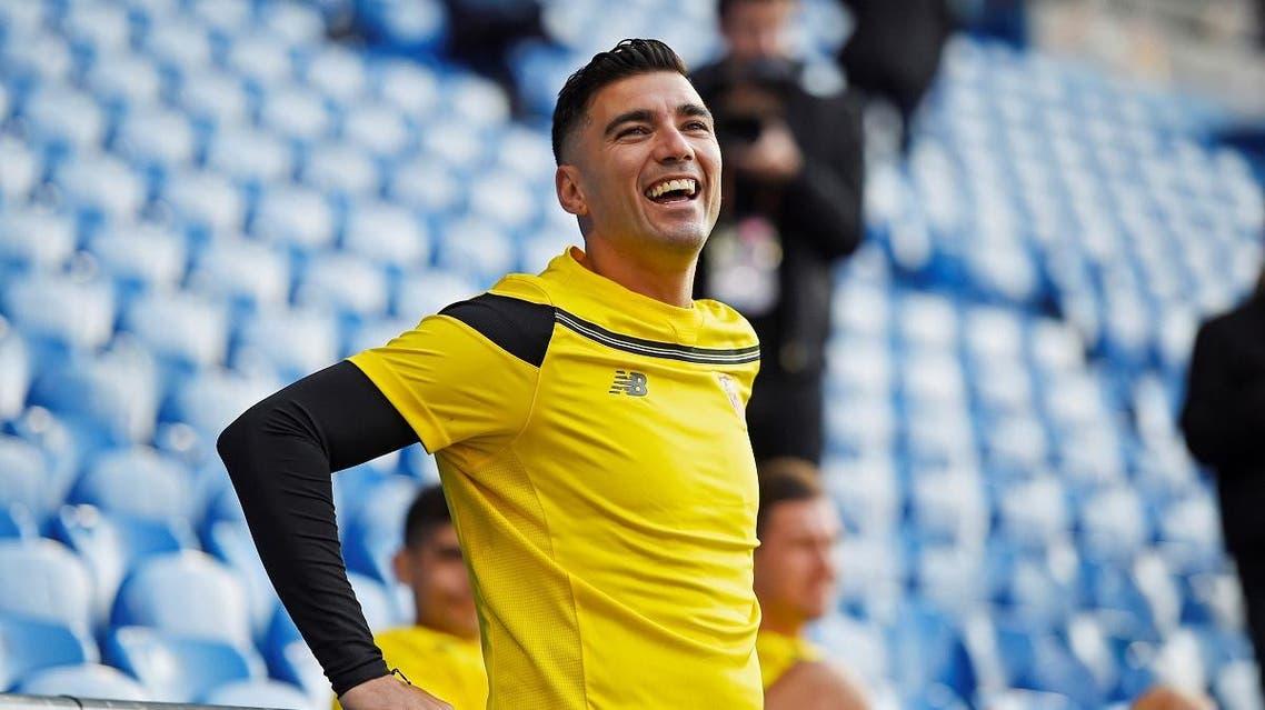 Spanish footballer Jose Antonio Reyes. (Reuters)