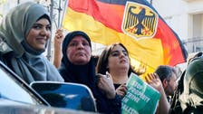 Pro and anti-Israel protests draw hundreds in Berlin