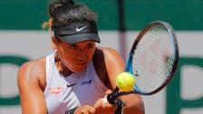 No. 1 Osaka's 16-match winning streak at Slams ends in Paris