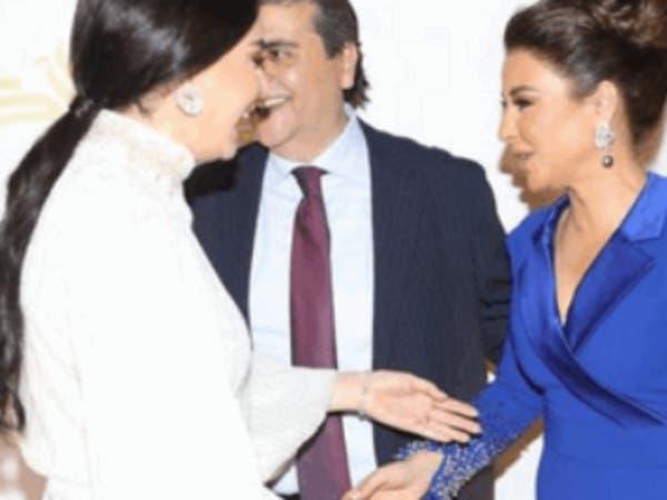 بالصور.. طي صفحة الخلاف بين سيرين عبد النور وماغي بوغصن