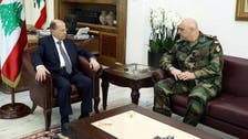 Lebanon's army chief slams budget measures