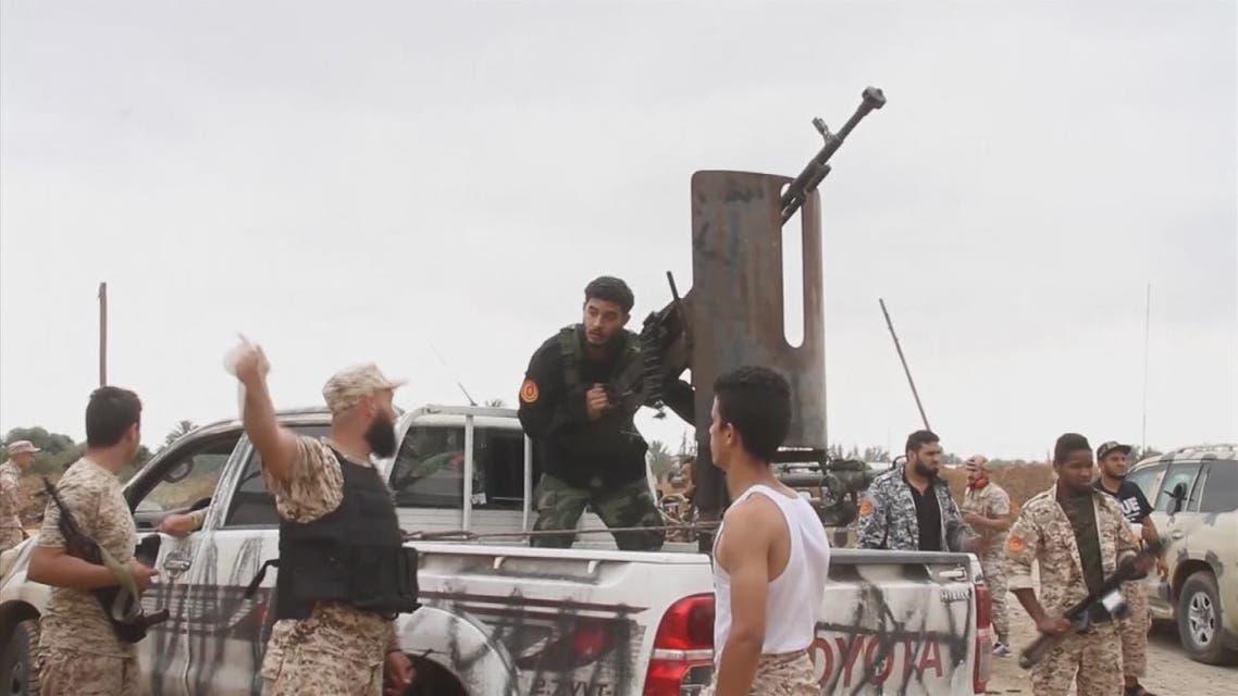 THUMBNAIL_ الجيش الوطني الليبي يحقق تقدما في محور عين زارة الذي يبعد كيلومترات من مركز طرابلس