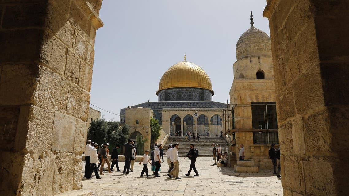 Jerusalem - Al Aqsa - AFP