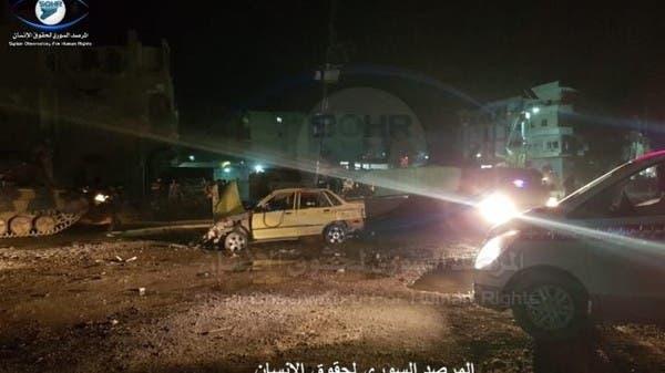 سوريا.. مفخّخة الرقّة معقل داعش القديم تحصد 10 قتلى