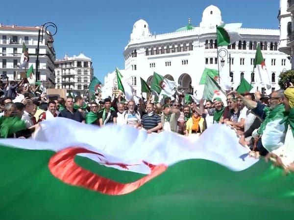 الجمعة الـ16.. تظاهرات جزائرية رفضا لرموز النظام السابق