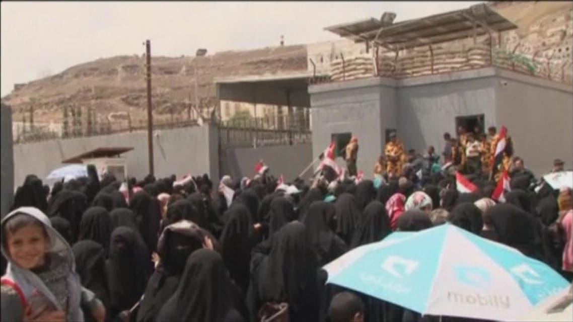 التجاوزات الحوثية ضد المرأة اليمنية لا تنتهي