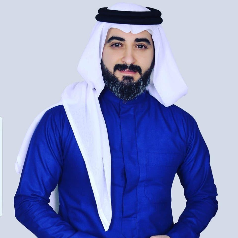 الفنان ريان الفهد
