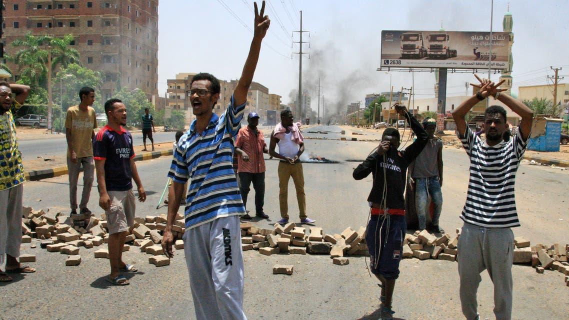 السودان (فرانس برس)