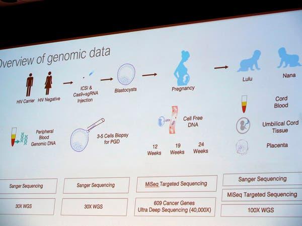 دراسة.. التعديل الجيني للأطفال مرتبط بنسب وفاة أعلى