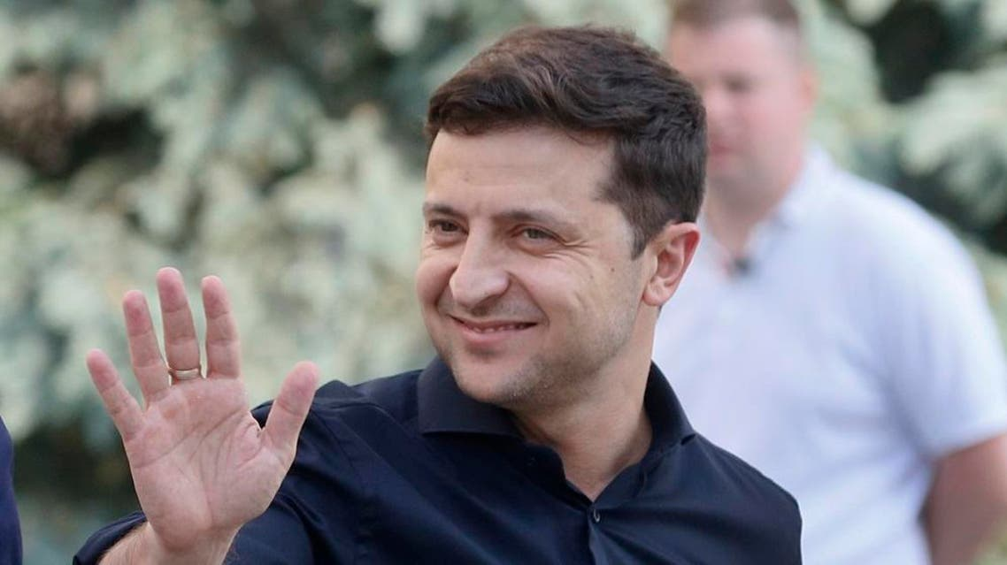 Volodymyr Zelenskiy ap