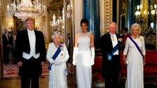 Queen Elizabeth lays out state banquet welcome for Trump state visit