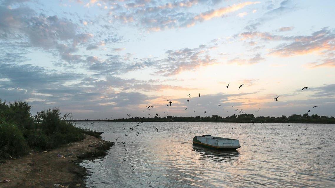 Sudan Nile river ap