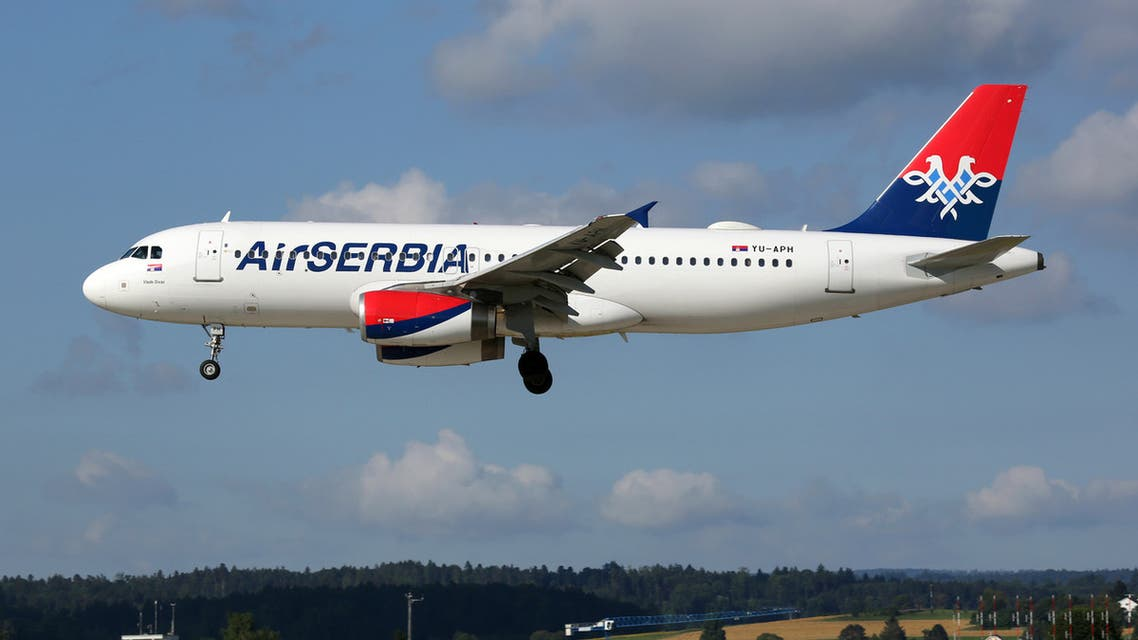 serbia airlines