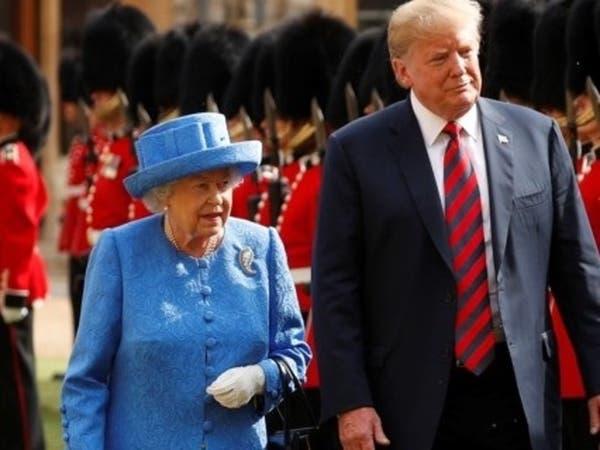 ما قصة الهدية التي حصل عليها ترمب في بريطانيا؟