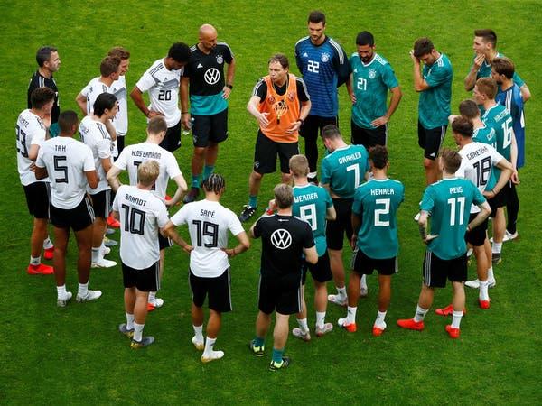 ألمانيا تتأهب لتصفيات كأس أوروبا بصفوف مكتملة