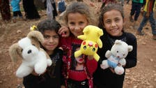 'No more joy in Eid' for Syrians displaced for the holiday once again