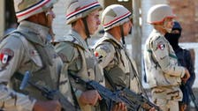 Egypt says security forces killed 17 militants