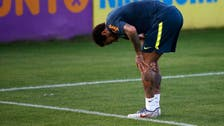 Ankle injury forces Neymar out of Brazil's friendly match