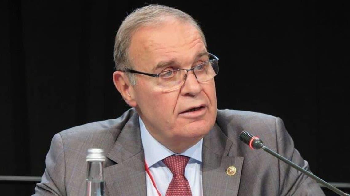 فايق أوزتراك، المتحدث الرسمي باسم حزب الشعب الجمهوري