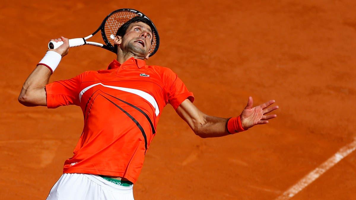 ديوكوفيتش ينسحب من بطولة مدريد المفتوحة