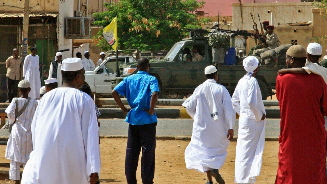 من السودان(فرانس برس)