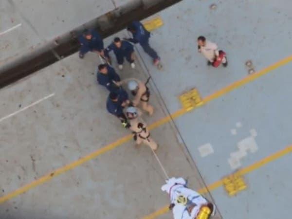 یک کشتی ایرانی در دریای سرخ مورد حمله قرار گرفت