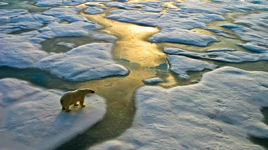 القطب الشمالي..وجهة سياحية جديدة بفضل الاحتباس الحراري!