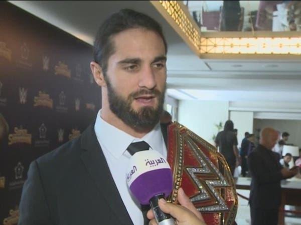 المصارعون يمتدحون شعبية WWE في السعودية