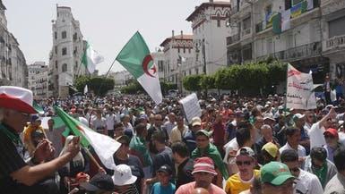 الجزائر.. الحبس الاحتياطي بحق 18 موقوفاً في التظاهرات