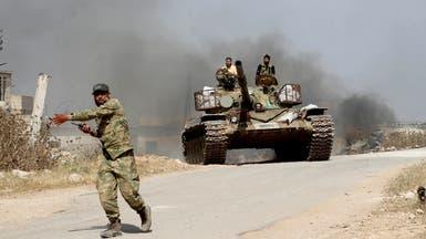 شمال سوريا.. احتدام المعارك بعد هجوم معاكس للمعارضة