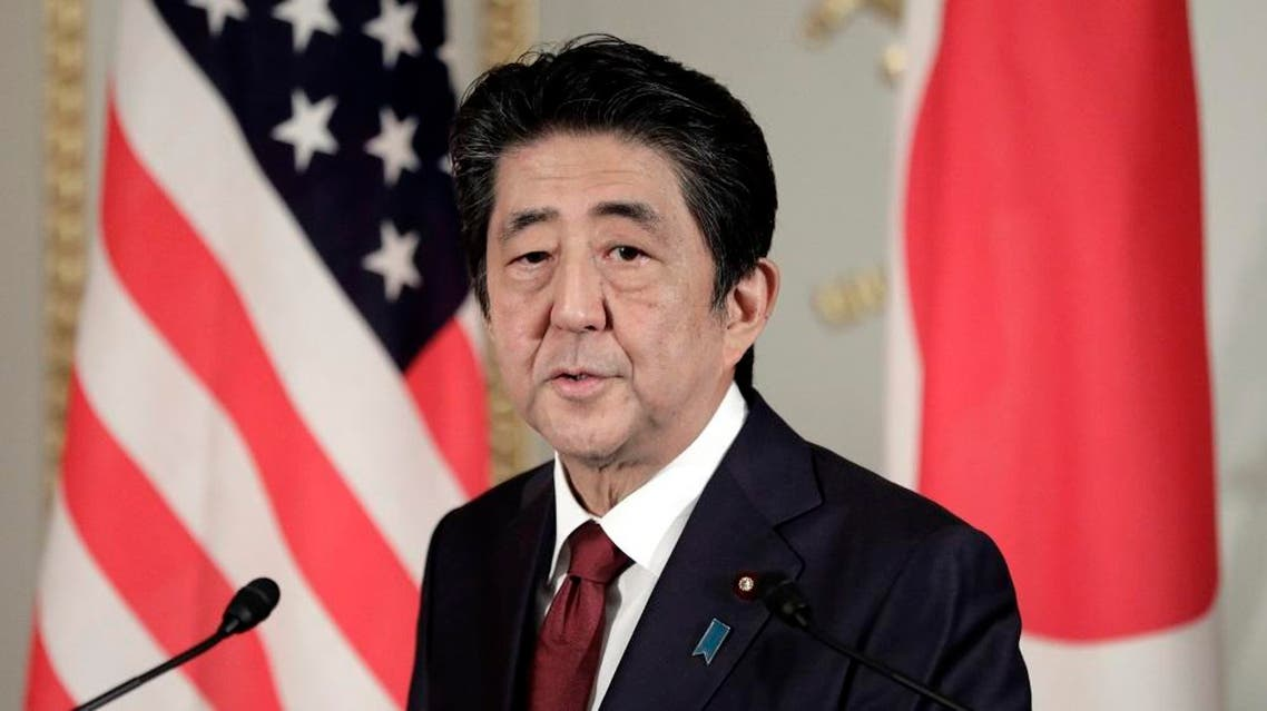 Shinzo Abe afp