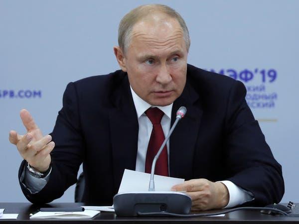 بوتين يدخل على خط أزمة هواوي وأميركا بتعليق ناري