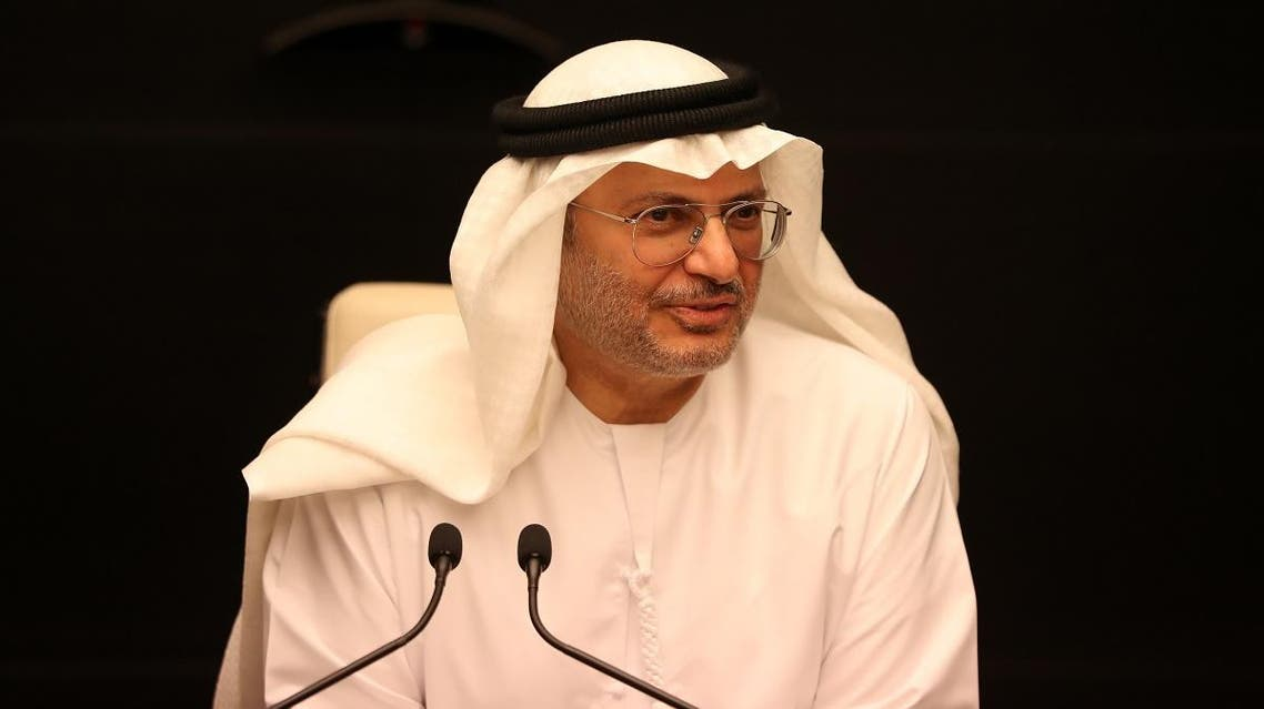 Anwar Gargash. (AFP)