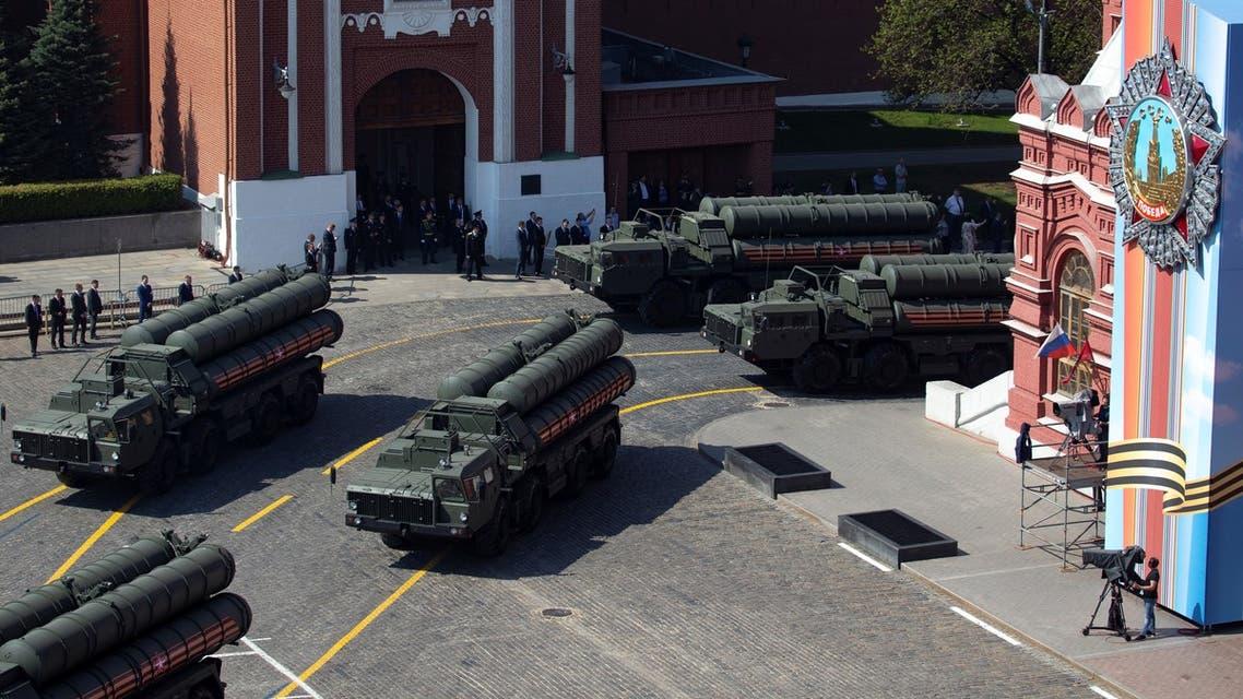 S-400 missile