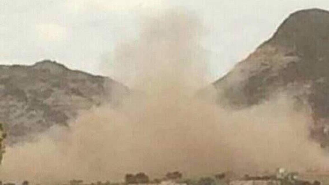 ميليشيا الحوثي تستهدف المدنيين في قعطبة