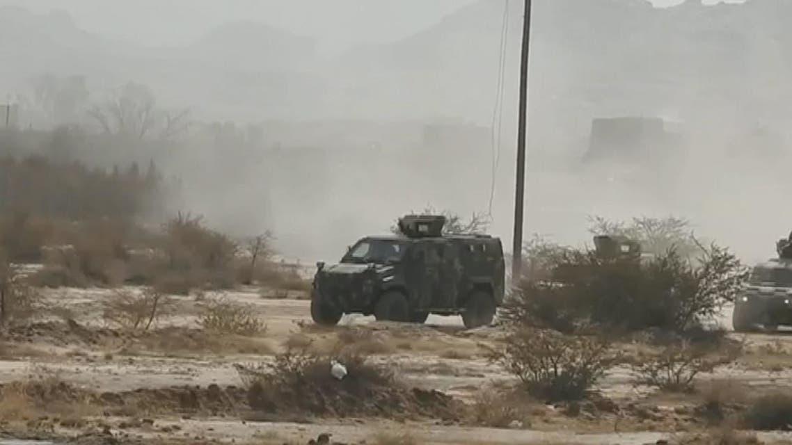 الجيش اليمني لأحياء باقم بصعدة
