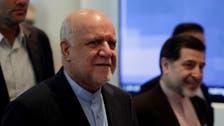 ایران امریکی پابندیوں سے بچنے کے لیے غیرروایتی ذرائع سے تیل فروخت کررہا ہے: وزیر تیل