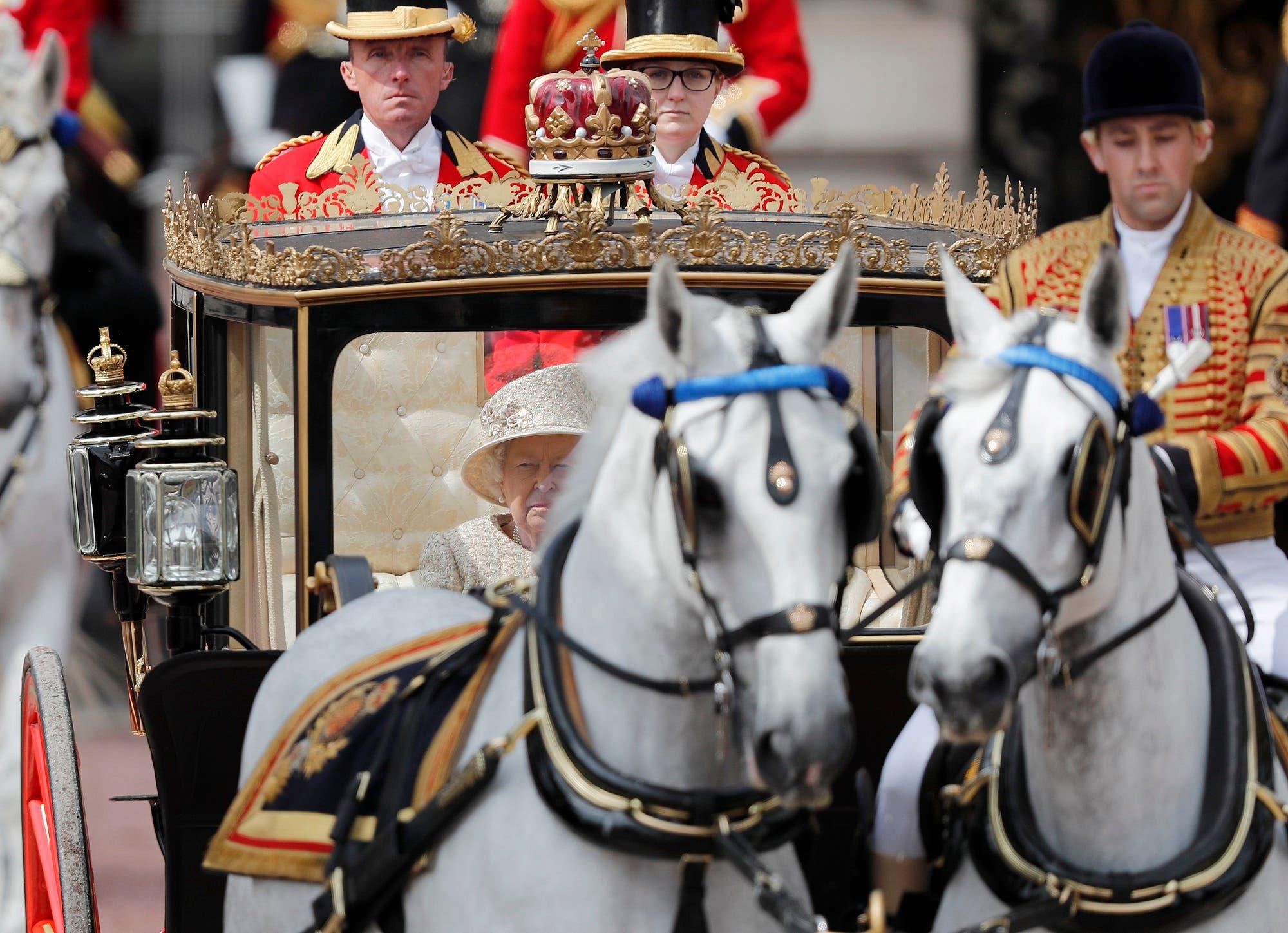 Queen Elizabeth birthday AP